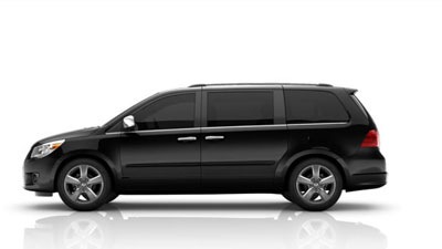 Our 2009 VW Routan Review